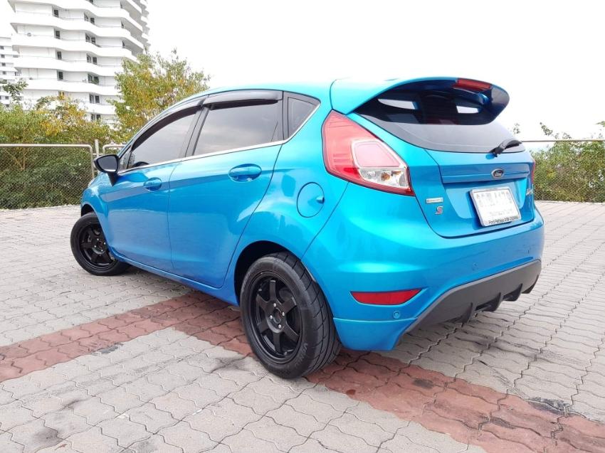 Ford Fiesta 1.0 EcoBoost Sport Titanium