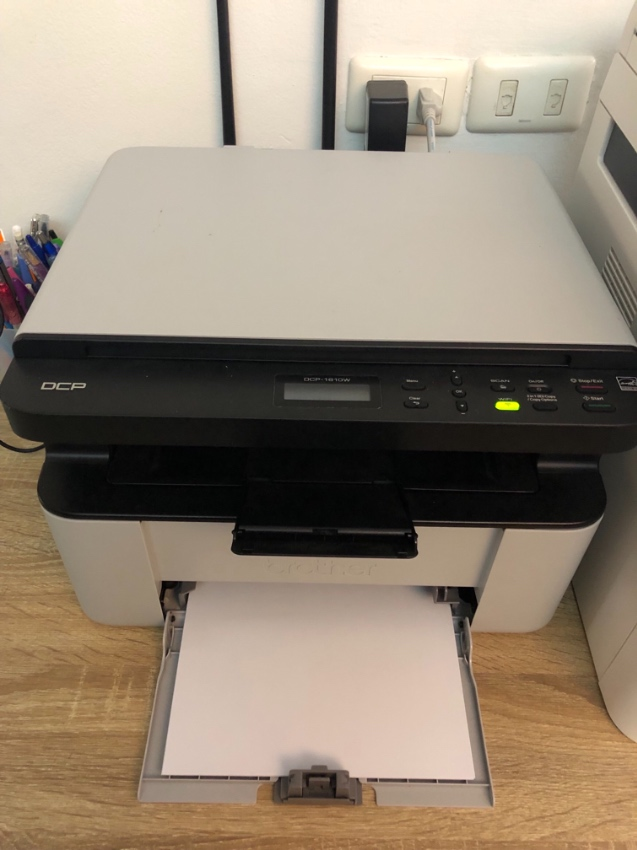 Brother All in One mono Printer