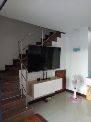Townhome for sale East Pattaya,3 bedrooms,furnish,close to Motorway 7.