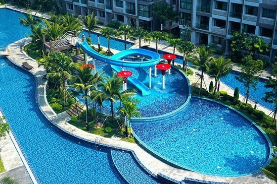 2 bed 2 bath condo in foreign ownership in Jomtien for only 3,850,000!