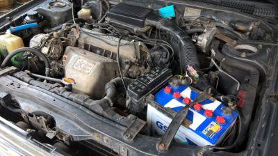 Toyota Corona T170 ENGINE 3S-GE (Carburator), 2.0l 16V