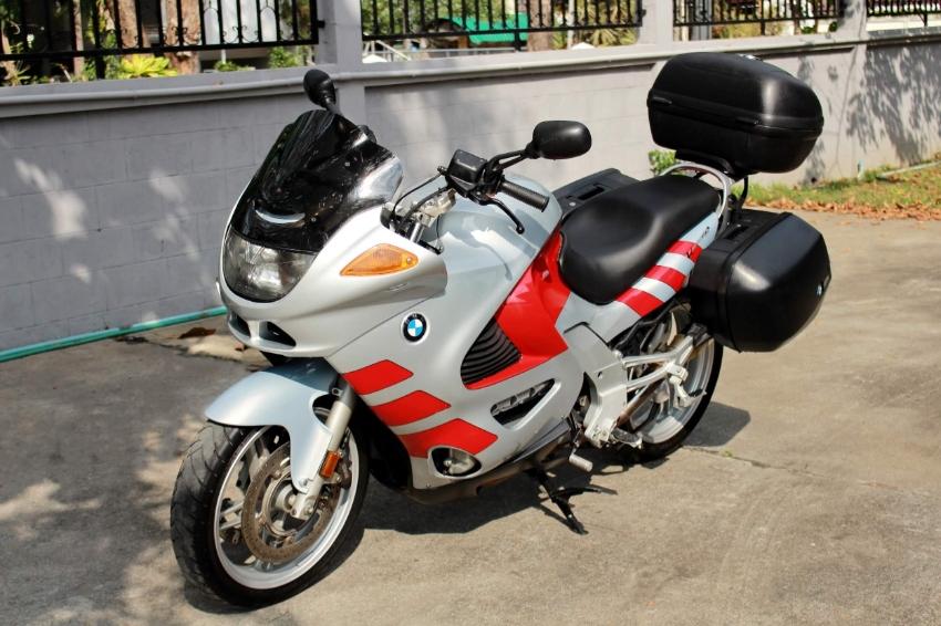 2005 (Mfd' 02) Bmw K1200 Rs M/t