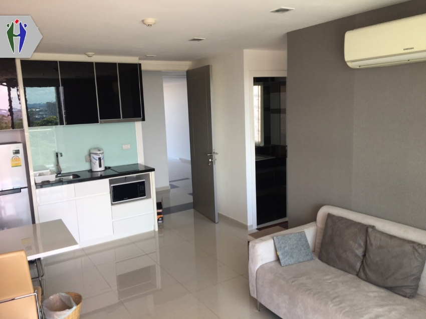 Condo for Rent 1 Bedroom 13,000 baht closes to Pratumnak Hill.
