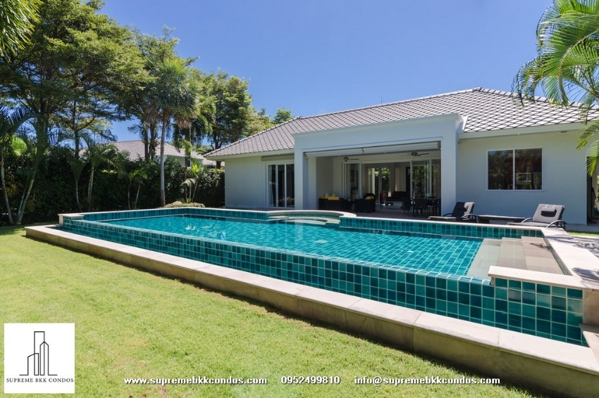 Black Mountain Luxury Private Pool Villa for Sale
