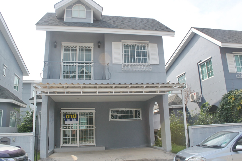 A brand new 3 bedroom house for sale close to Pattaya city