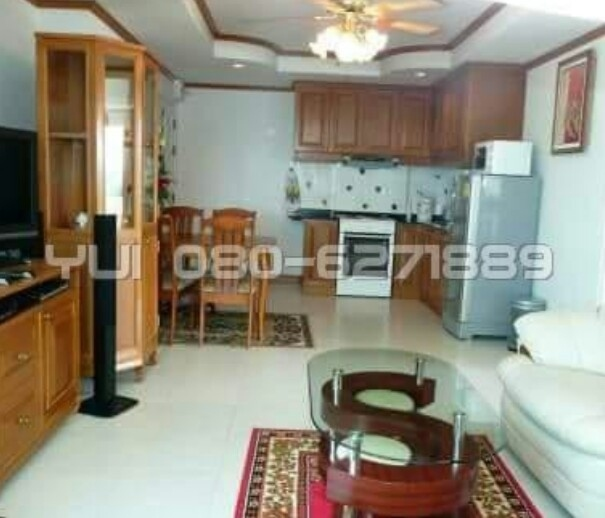 Condo For Rent North Pattaya,Naklua,Size 71 Sqm. ,close to beach.