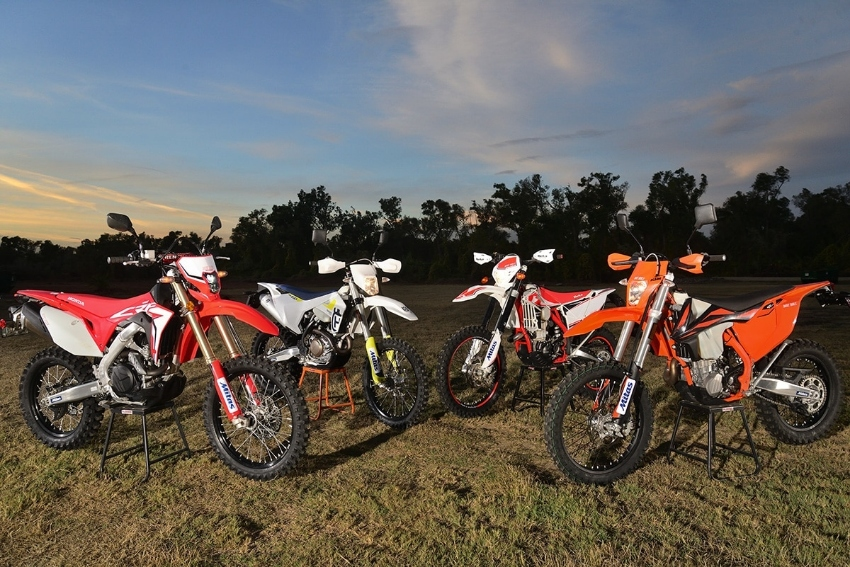 WANTED: Offroad Enduro/MotoX bike 300-600cc