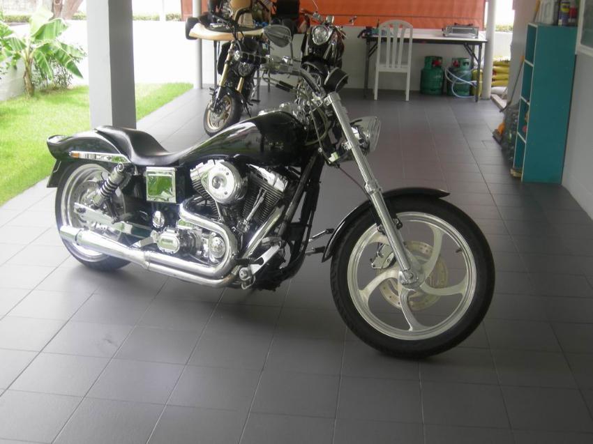 2000 Harley Davidson FXD Super Glide Custom