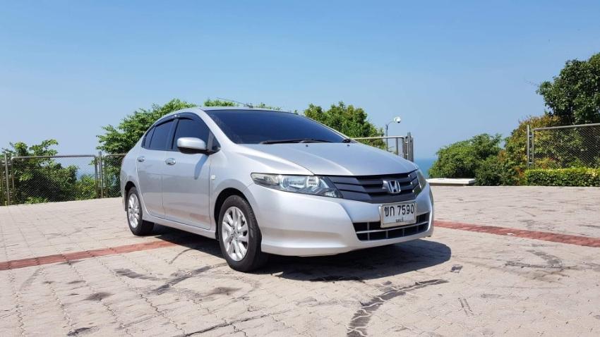 Honda City 1.5 V - 2554/2011 For Sale