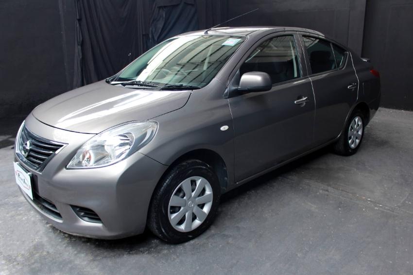 2011 Nissan Almera 1.2 E A/T