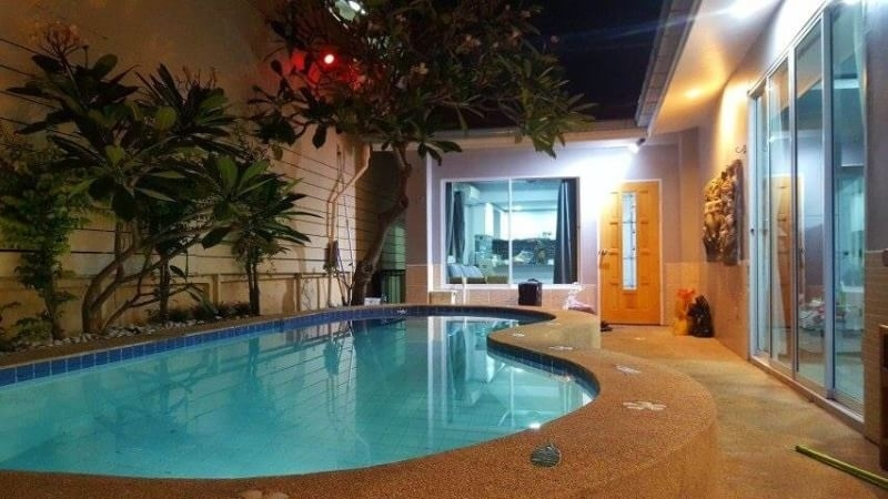 Pool Villa  Four Bed  Sale/Rent  South Pattaya