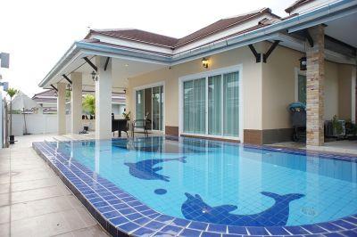 Pool Villa for Urgent SALE in Bangsaray