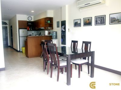 A 2 Bedroom Foreign Name Condo on Na Jomtien Beach. Ref#CS546