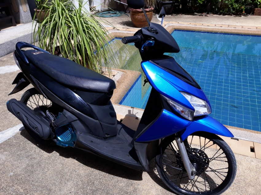 Honda Click Sporty Forsale