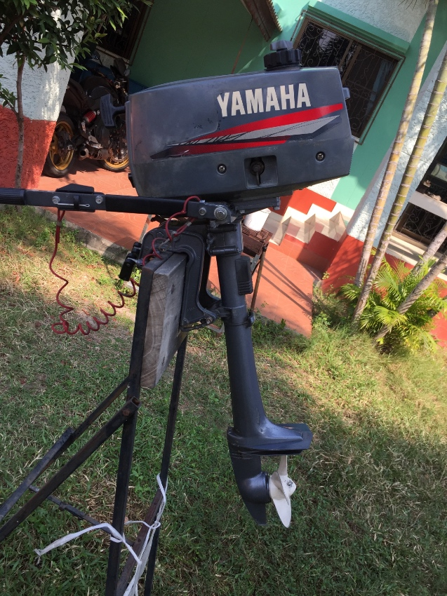 Yamaha 2PS Outboarder