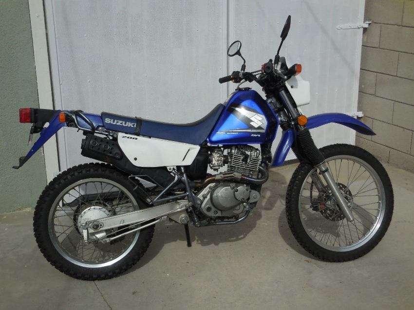 2005 Suzuki DR