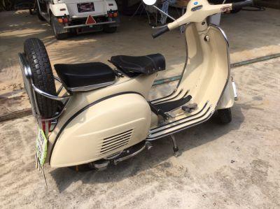 1966 Vespa sprint