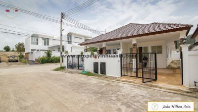 A new, 2 bedroom semi detached house for sale in Hua Hin