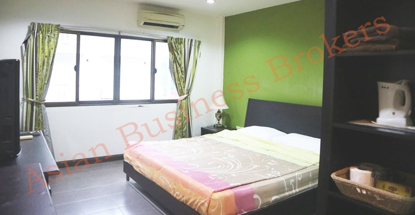 1205029 Guesthouse for Sale in Busy Pattaya Area