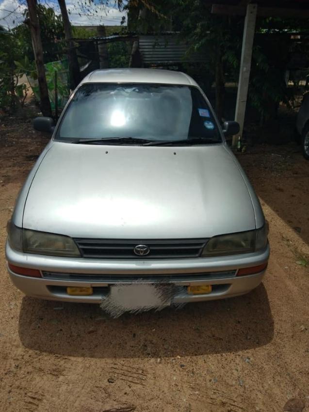 Toyota Corolla 1997 for sale.