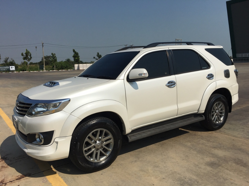 Toyota Fortuner, 2012, 3.0L, 50th Annivers, Automatic, Diesel
