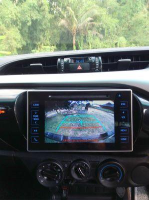 Toyota REVO Prerunner 2.4 E Plus AT 2018 only 5xxx km like new