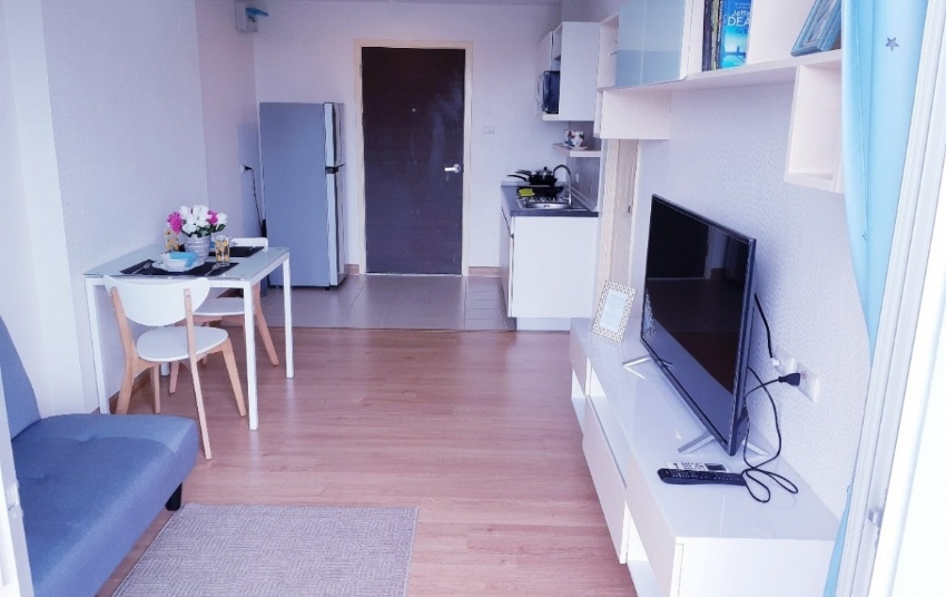 Supalai One bedroom Sea View For Rent
