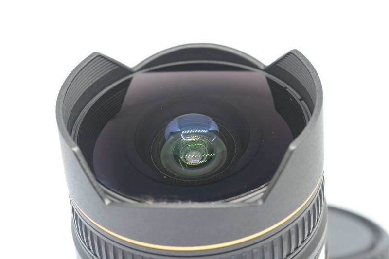 Nikon AF Nikkor 10.5mm f/2.8G ED