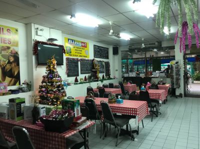 Restaurant and Minimart business for sale