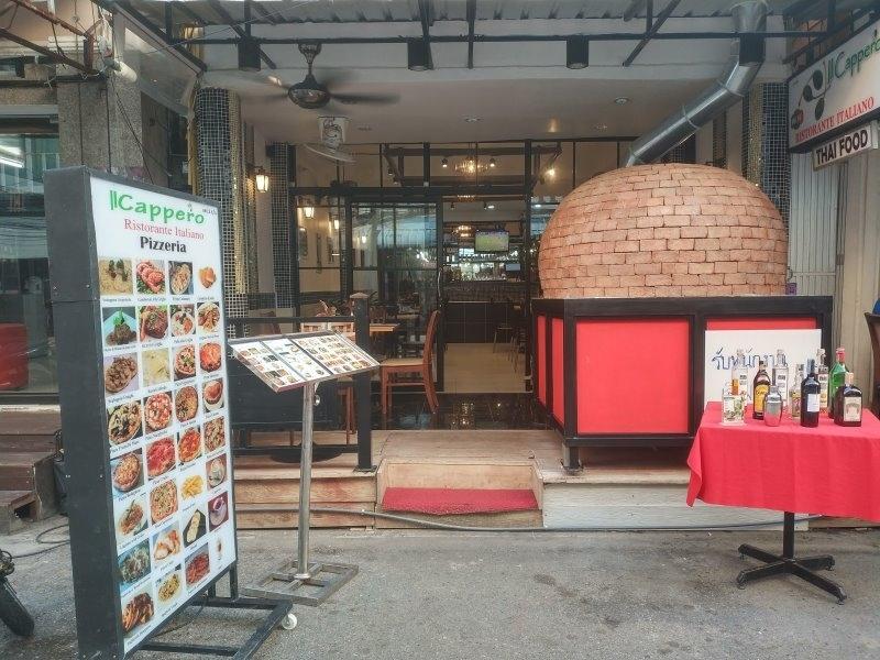 Italian Restaurant for sale in Patong Phuket