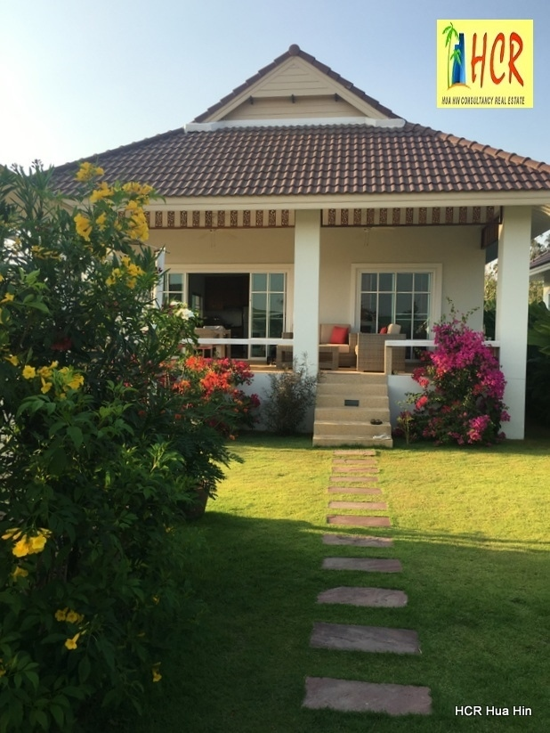Small size quality built furnished 2 br house for sale