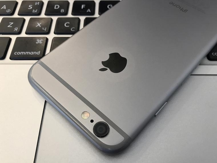 iphone 6 128GB + 2 case, powerbank, charger, headphones