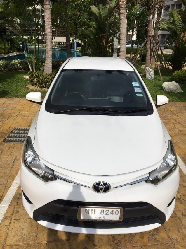Toyota Vios 2014 AT 1.2