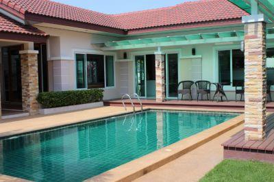 A wonderful 3 bedroom private pool villa in Huay Yai. Ref# HS569