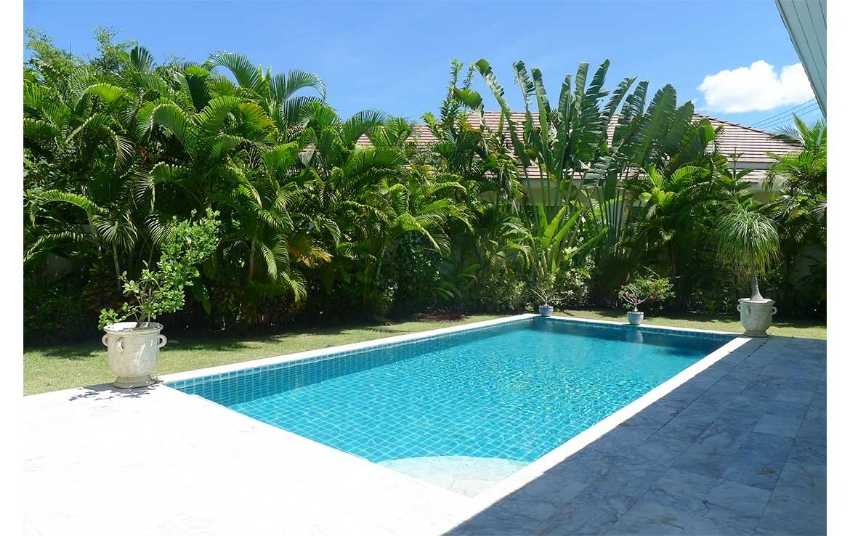 Reduced Price 3-bedroom pool villa @waterside, Hua Hin