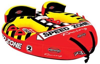 SportsStuff Towable Speedzone 2 Rider Person 80