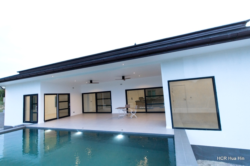 Beautiful villa's with stunning Mountain Views + Gift