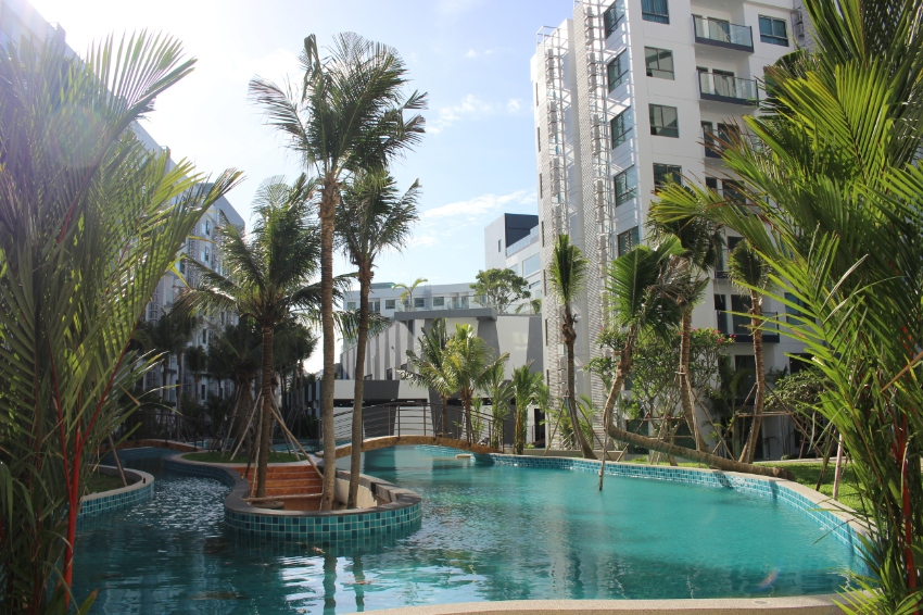 Condo South Pattaya For Sale and Rent