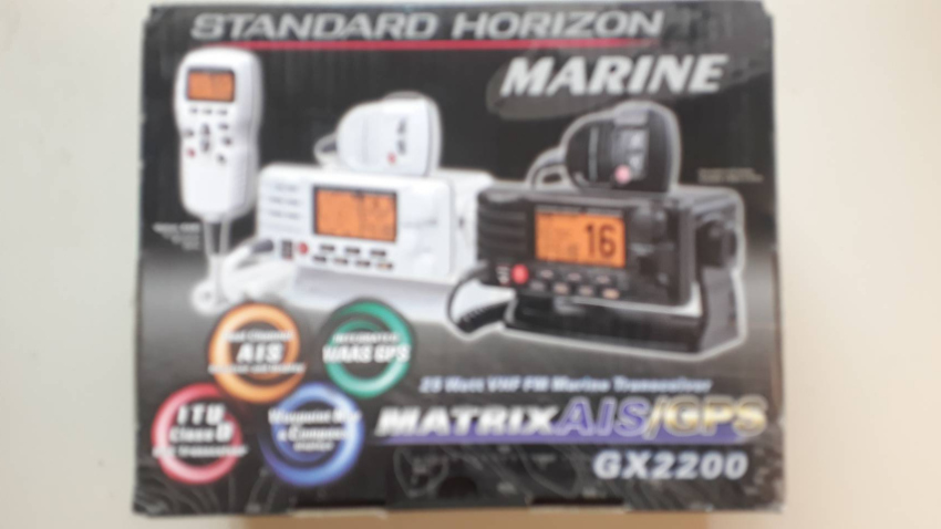 Standard Horizon GX2200 VHF Marine Transceiver