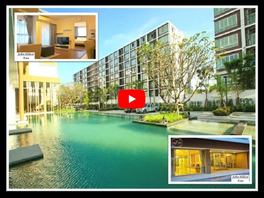 Beautiful 2 bed condo, 500 Mts from the beach in Hua Hin