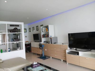 To sale a Condo 57 SQM at Metro Jomtien Condotel completely overhauled