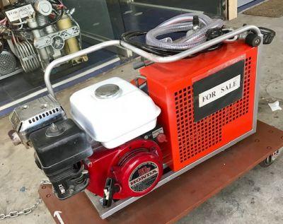 Bauer Poseidon compressor
