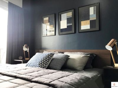 Mountain View Supalai Monte 1 Floor26 Fully Furnished For Sale