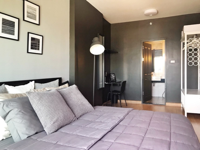 City View Supalai Monte 1 Floor26 Big Room Fully Furnished For Sale