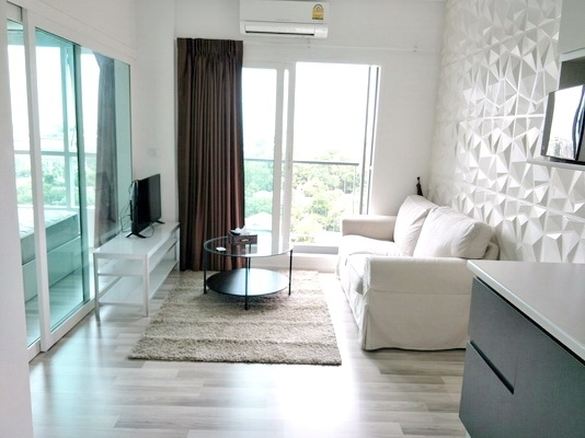 (เช่า) FOR RENT THE KEY BTS WUTTAKAT / 1 bed / 32 Sqm.**11,000**