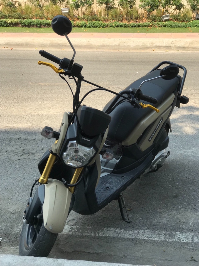 Used Honda Zoomer X For Sale