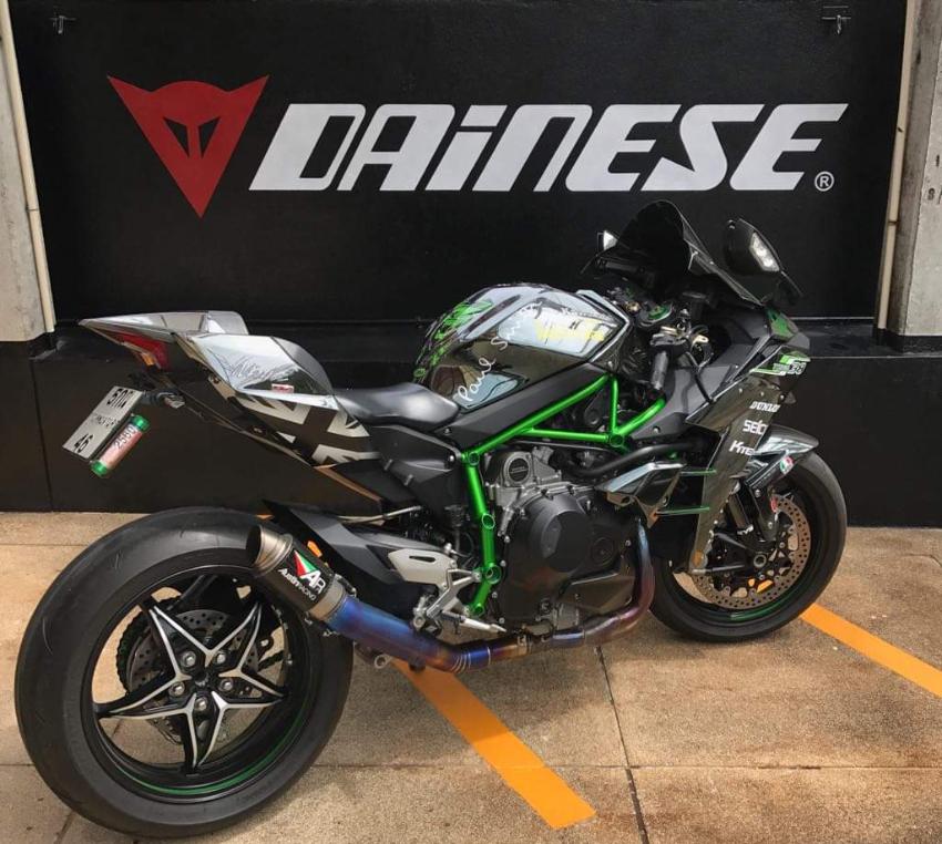 Kawasaki 2015 H2