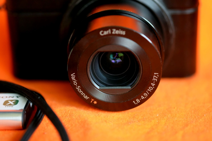 Sony Cyber-shot RX100 Black