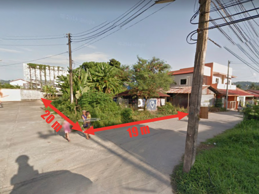 Land for sale in Kathu, Just 5 minutes to Patong