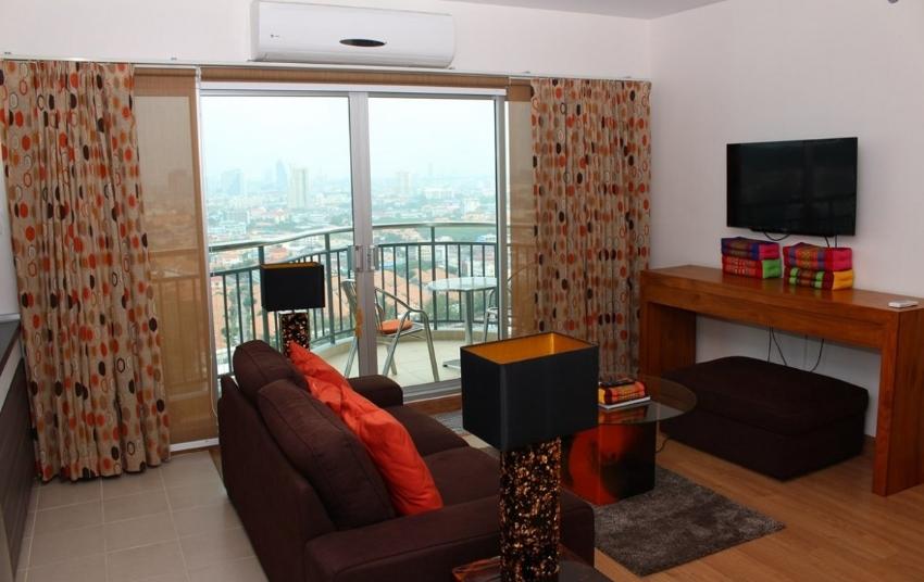2 Bedroom – Supalai Mare Condo For Rent